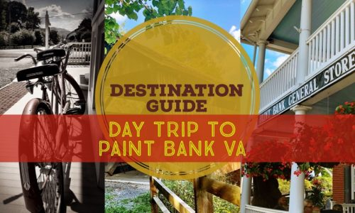 trip to paint bank va
