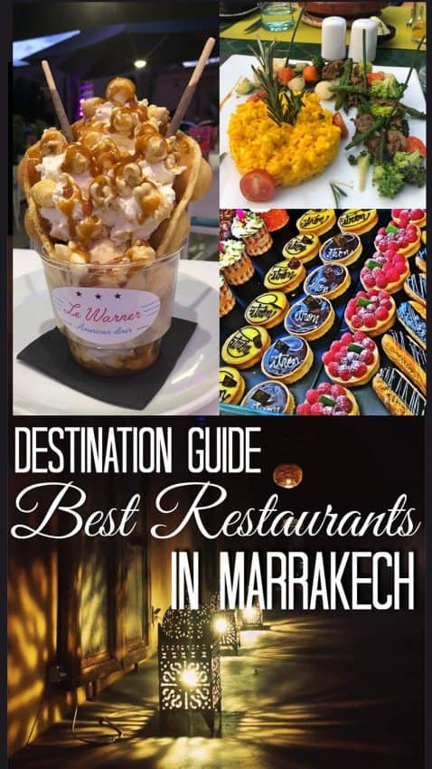 Best Restaurants in Marrakech