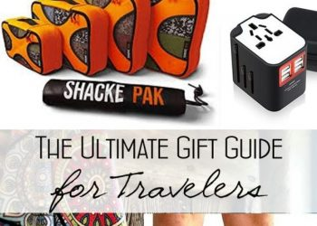 2018 Gift Guide for Travelers