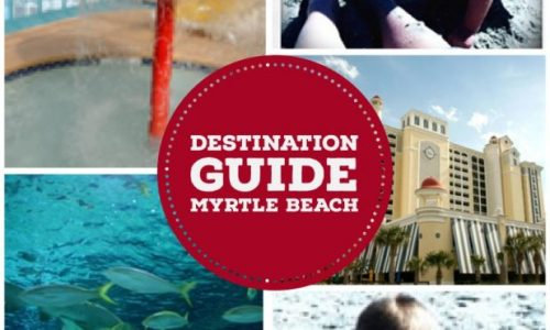 guide to myrtle beach