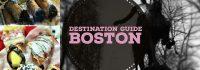 guide to boston