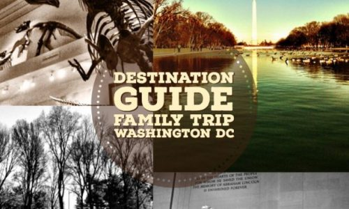 washington dc guide for families