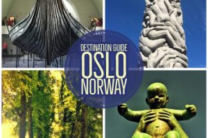 Day Trip to Oslo Norway