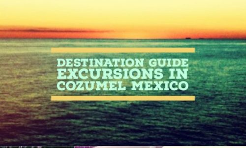 day trip cozumel