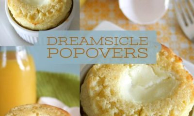 dreamsicle popovers