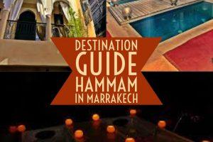 Marrakech Experience: Hammam