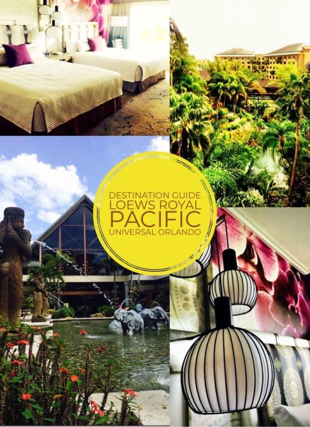 loews royal pacific hotel