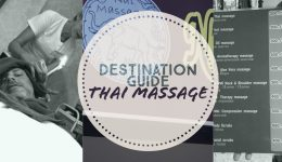 Thai Massage:  What to Expect