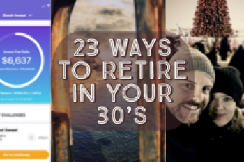 23 Ways to Retire in Your Thirties