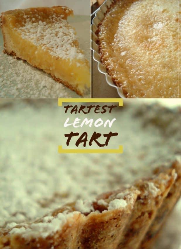 tartest lemon tart