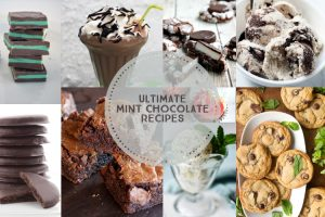 Mint Chocolate Recipes