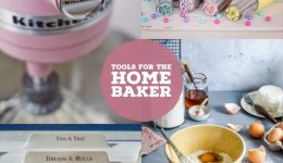 tools for home bakers