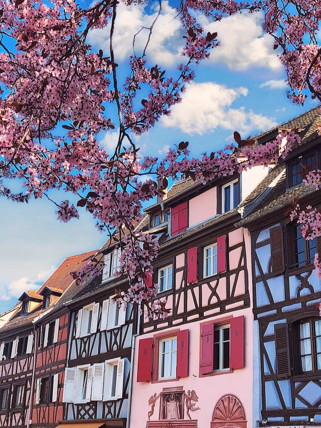 Streets of Colmar