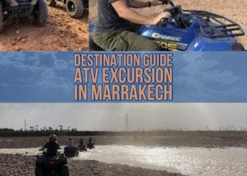 Quad Biking Excursion Marrakech