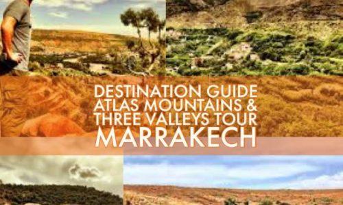 Three Valleys Tour Morocco