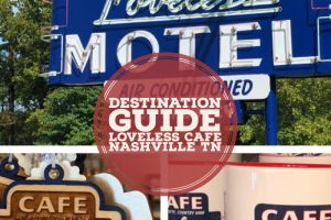 Leg One, Day Two…a Stop in Nashville at the Loveless Cafe