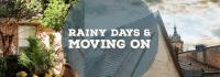 rainy day banner