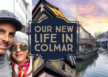 our new life in colmar