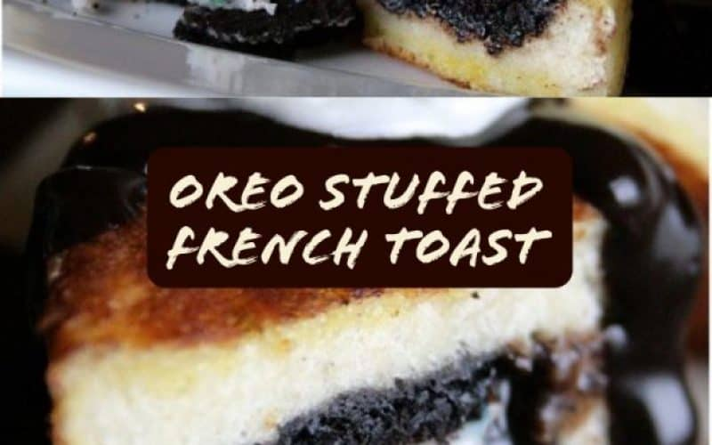oreo french toast