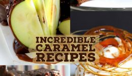 caramel recipe round up header
