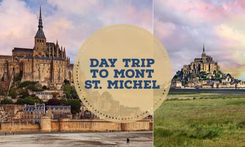 Day Trip Mont St. Michele