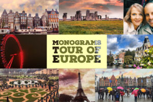 Monograms: What an Independent Tour Has to Offer