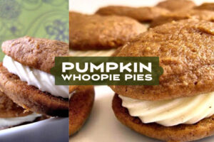 The Best Pumpkin Whoopie Pies