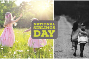 National Siblings Day April 10